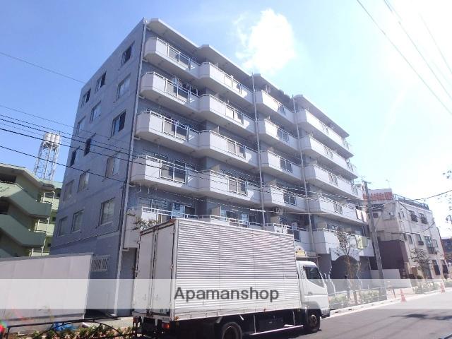 東京都足立区、綾瀬駅徒歩3分の築25年 6階建の賃貸マンション