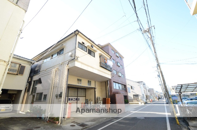 東京都足立区、亀有駅徒歩19分の築36年 2階建の賃貸アパート