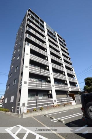 東京都足立区、綾瀬駅徒歩10分の築7年 10階建の賃貸マンション