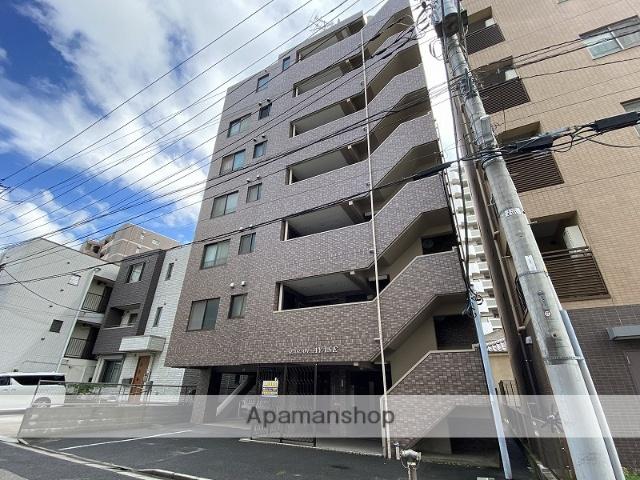 東京都足立区、綾瀬駅徒歩3分の築20年 7階建の賃貸マンション