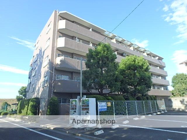 東京都足立区、亀有駅徒歩10分の築23年 5階建の賃貸マンション