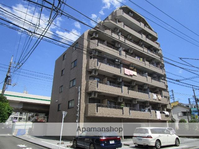 東京都足立区、綾瀬駅徒歩5分の築22年 8階建の賃貸マンション