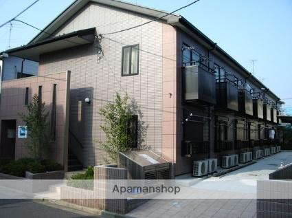 東京都足立区、八潮駅徒歩15分の築13年 2階建の賃貸アパート