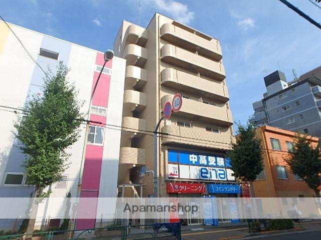 東京都足立区、綾瀬駅徒歩5分の築24年 7階建の賃貸マンション