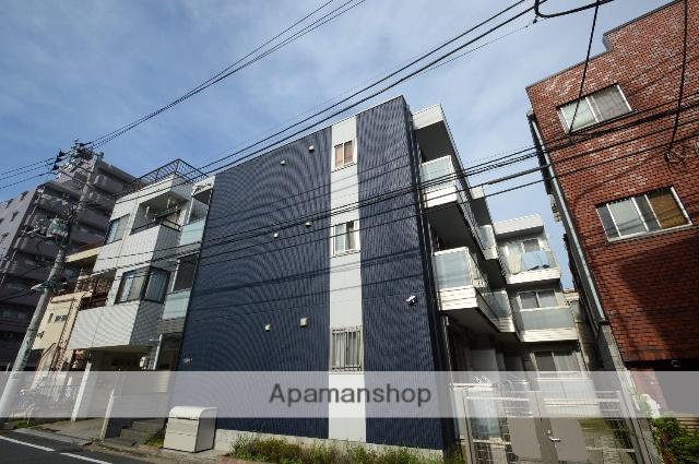 東京都足立区、綾瀬駅徒歩10分の築2年 3階建の賃貸マンション