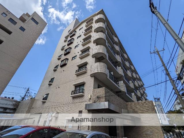 東京都足立区、綾瀬駅徒歩3分の築30年 7階建の賃貸マンション