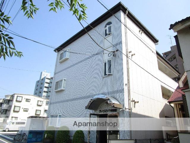 東京都足立区、綾瀬駅徒歩11分の築24年 3階建の賃貸マンション