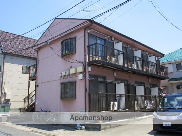 東京都足立区、北綾瀬駅徒歩8分の築25年 2階建の賃貸アパート