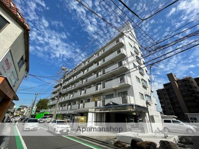 東京都葛飾区、綾瀬駅徒歩6分の築27年 8階建の賃貸マンション