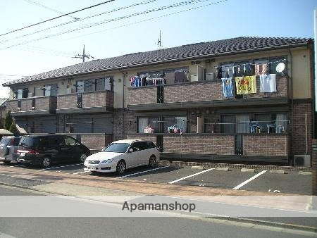 東京都足立区、八潮駅徒歩19分の築13年 2階建の賃貸アパート