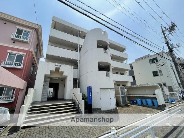 東京都葛飾区、綾瀬駅徒歩10分の築28年 4階建の賃貸マンション