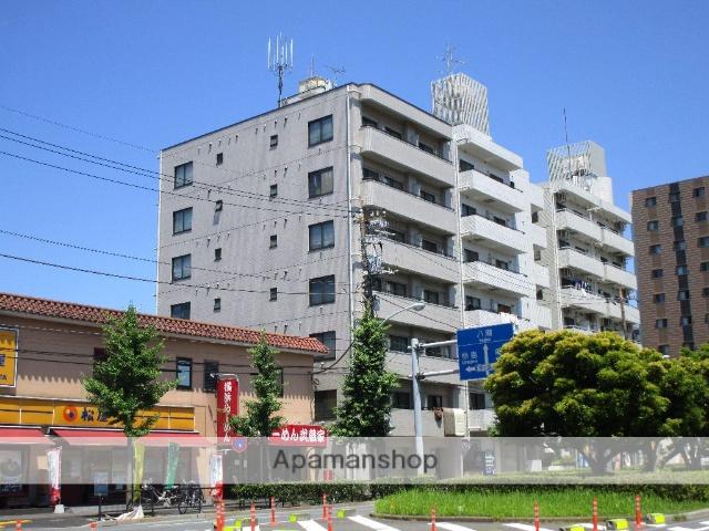 東京都足立区、北綾瀬駅徒歩4分の築29年 7階建の賃貸マンション