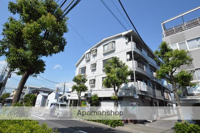 東京都足立区、綾瀬駅徒歩15分の築28年 4階建の賃貸マンション