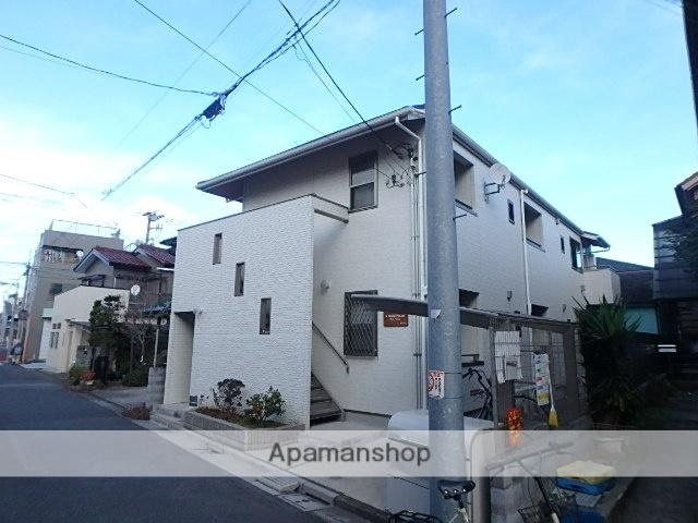 東京都葛飾区、綾瀬駅徒歩11分の築8年 2階建の賃貸アパート
