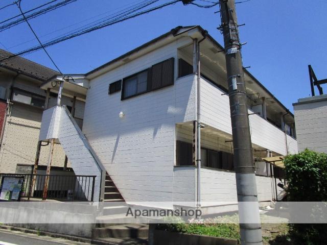 東京都足立区、北綾瀬駅徒歩4分の築27年 2階建の賃貸アパート