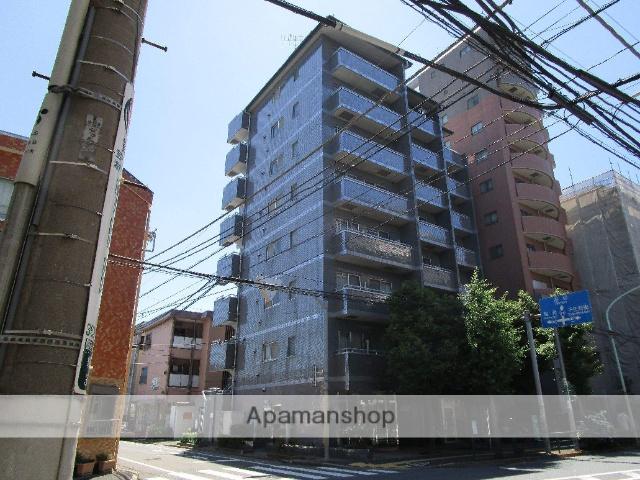 東京都足立区、綾瀬駅徒歩5分の築27年 8階建の賃貸マンション