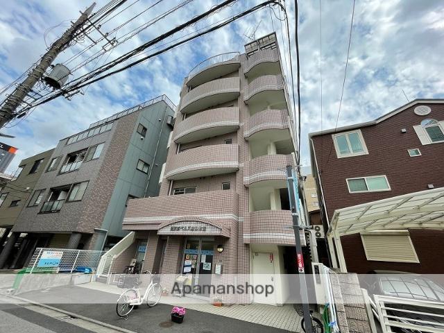 東京都足立区、綾瀬駅徒歩3分の築20年 6階建の賃貸マンション
