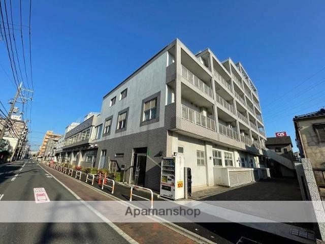 東京都足立区、綾瀬駅徒歩7分の築26年 6階建の賃貸マンション