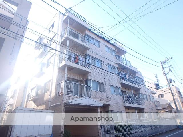 東京都足立区、綾瀬駅徒歩6分の築30年 5階建の賃貸マンション
