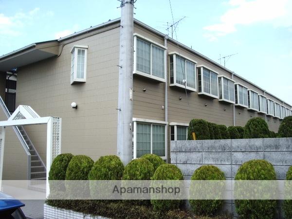 東京都足立区、北綾瀬駅徒歩12分の築25年 2階建の賃貸アパート
