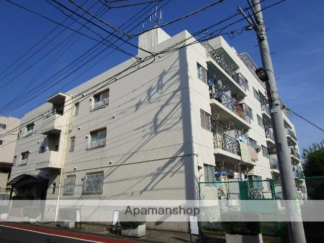 東京都足立区、亀有駅徒歩19分の築34年 5階建の賃貸マンション