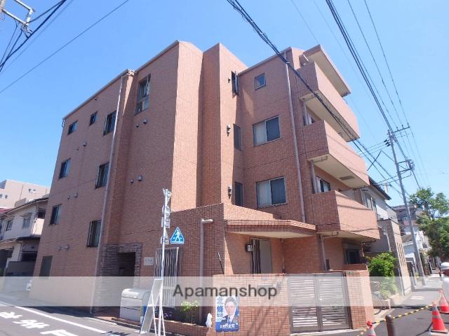 東京都足立区、綾瀬駅徒歩28分の築10年 4階建の賃貸マンション