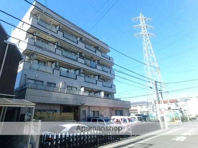 東京都葛飾区、綾瀬駅徒歩9分の築15年 5階建の賃貸マンション