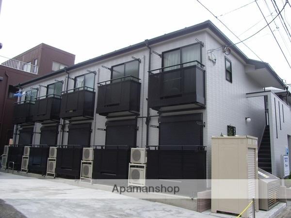 東京都葛飾区、堀切駅徒歩24分の築9年 2階建の賃貸アパート