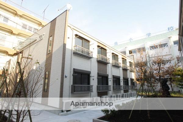 東京都葛飾区、お花茶屋駅徒歩6分の築4年 2階建の賃貸アパート