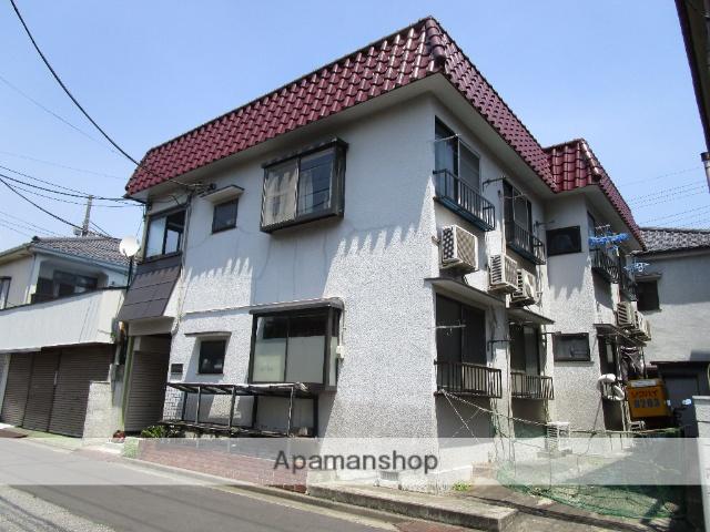 東京都葛飾区、綾瀬駅徒歩14分の築28年 2階建の賃貸アパート