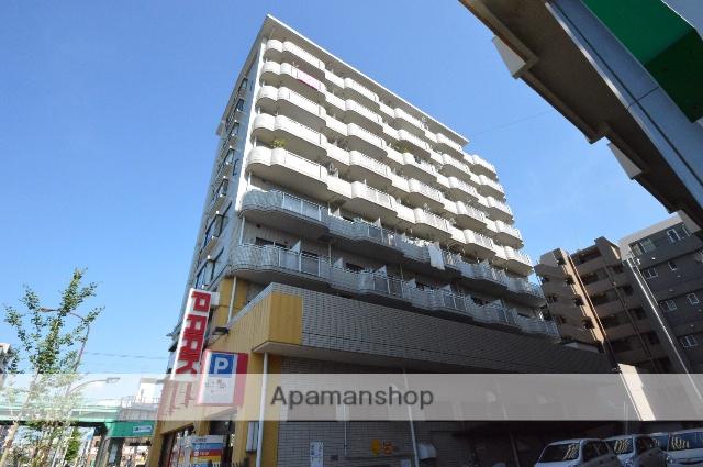 東京都足立区、北綾瀬駅徒歩1分の築26年 9階建の賃貸マンション
