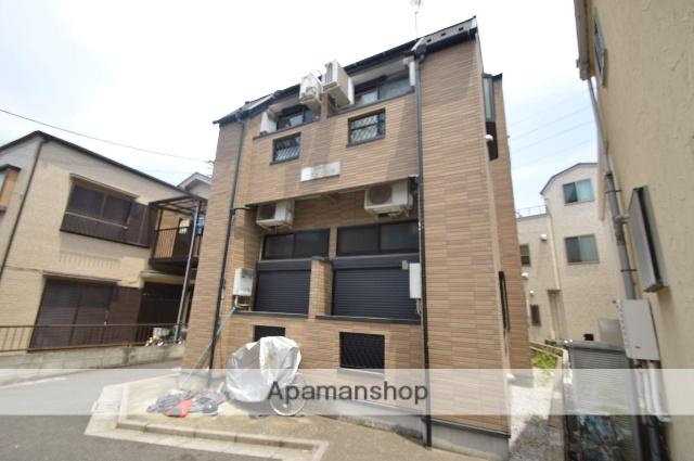 東京都葛飾区、亀有駅徒歩19分の築11年 2階建の賃貸アパート