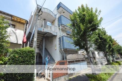 東京都足立区、北綾瀬駅徒歩15分の築32年 3階建の賃貸マンション