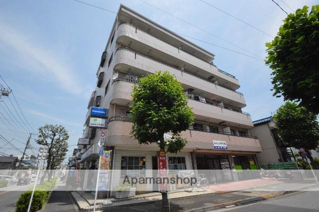 東京都足立区、北綾瀬駅徒歩16分の築27年 5階建の賃貸マンション