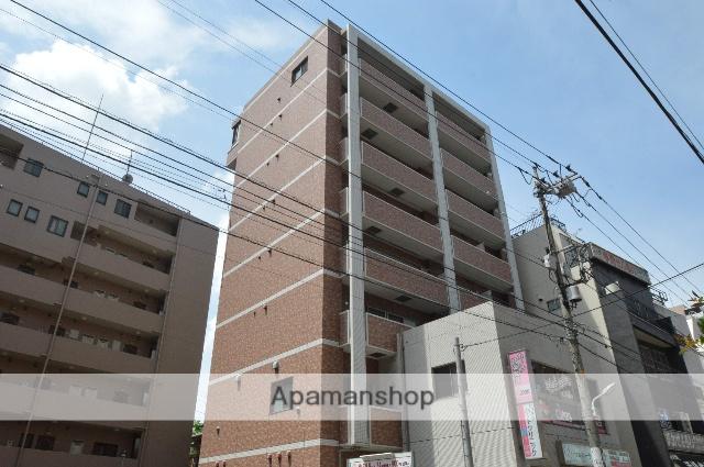 東京都葛飾区、綾瀬駅徒歩3分の築9年 8階建の賃貸マンション