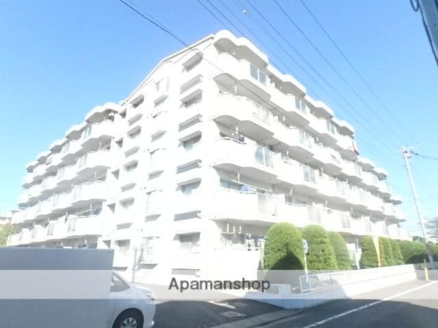 東京都葛飾区、綾瀬駅徒歩23分の築27年 5階建の賃貸マンション