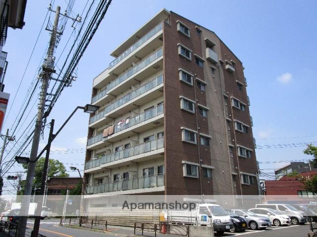 東京都葛飾区、綾瀬駅徒歩10分の築5年 7階建の賃貸マンション