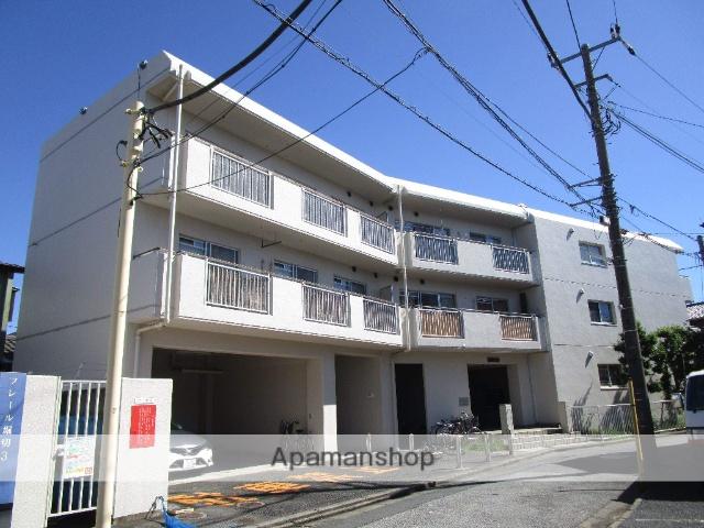 東京都葛飾区、綾瀬駅徒歩24分の築27年 3階建の賃貸マンション