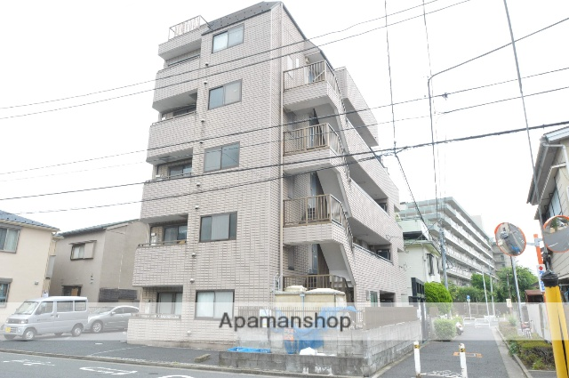 東京都葛飾区、亀有駅徒歩21分の築18年 6階建の賃貸マンション