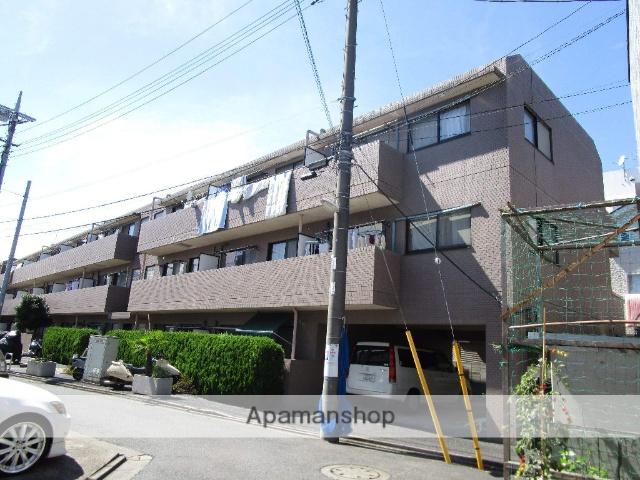 東京都足立区、綾瀬駅徒歩13分の築22年 3階建の賃貸マンション