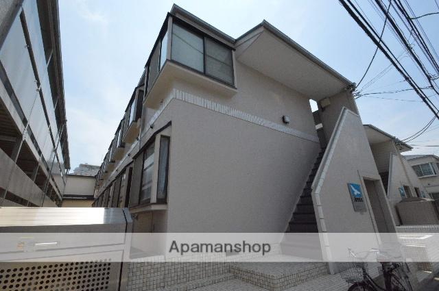東京都足立区、綾瀬駅徒歩37分の築29年 2階建の賃貸アパート
