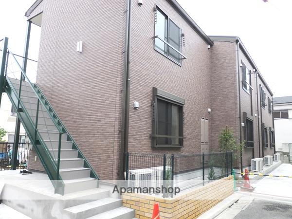 東京都足立区、北綾瀬駅徒歩26分の築4年 2階建の賃貸アパート
