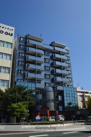 東京都葛飾区、お花茶屋駅徒歩10分の築24年 9階建の賃貸マンション