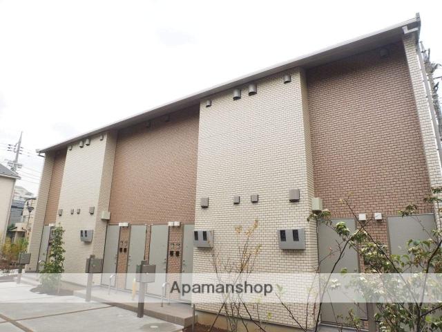 東京都足立区、北綾瀬駅徒歩6分の築2年 2階建の賃貸アパート