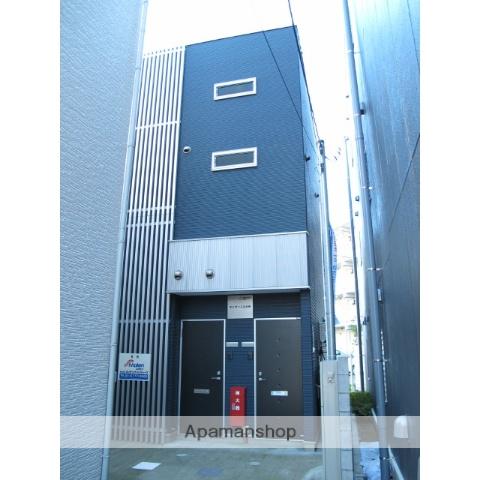 東京都足立区、五反野駅徒歩10分の築5年 2階建の賃貸アパート