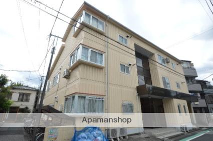 東京都葛飾区、亀有駅徒歩15分の築29年 3階建の賃貸マンション