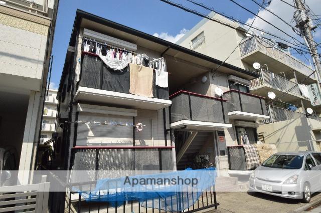 東京都葛飾区、綾瀬駅徒歩27分の築21年 2階建の賃貸アパート