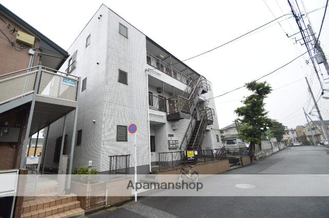 東京都葛飾区、堀切菖蒲園駅徒歩14分の築29年 3階建の賃貸マンション