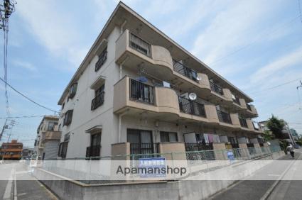 東京都足立区、亀有駅徒歩27分の築29年 3階建の賃貸マンション