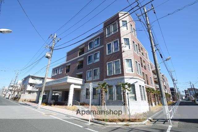 東京都葛飾区、綾瀬駅徒歩11分の築1年 4階建の賃貸マンション